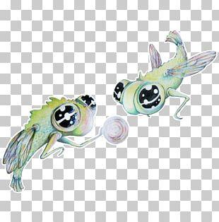 Figurine Fish Amphibians Product Design Marine Mammal PNG
