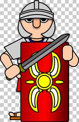 Ancient Rome Roman Army Centurion PNG