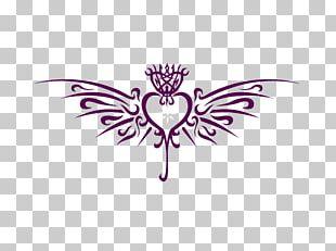 Logo Pink M Character Font PNG