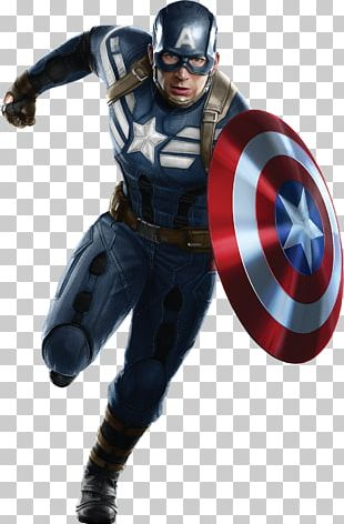Captain America's Shield Marvel Cinematic Universe PNG