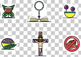Church Lent Christian Cross PNG
