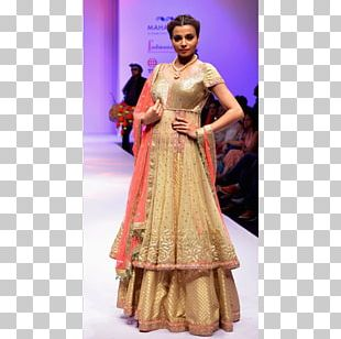 Fashion Show Supermodel Gown Runway Haute Couture PNG