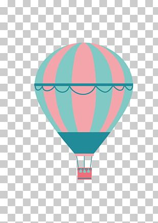 Hot Air Balloon Cartoon PNG