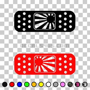 Bumper Sticker Decal Japanese Domestic Market Adhesive PNG