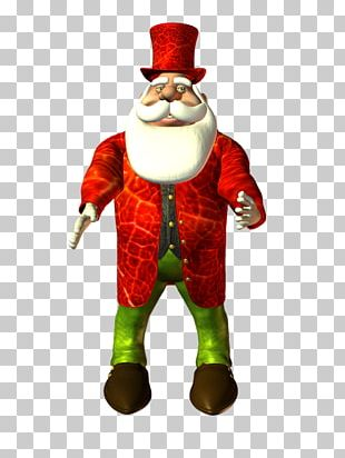 Christmas Ornament Character Costume Fiction PNG