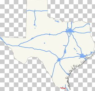 Map Of Interstate 69 In Texas.Interstate 44 In Texas Texas State Highway System Karnes County Png