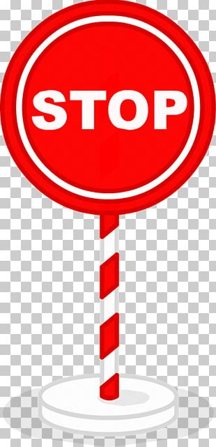 Mundo Gaturro Stop Sign Wiki PNG