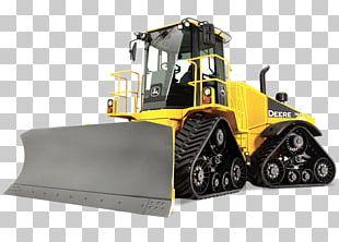 John Deere Caterpillar Inc. Bulldozer Komatsu Limited Heavy Machinery PNG