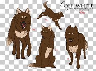 Dog Character Animation Model Sheet Cartoon PNG