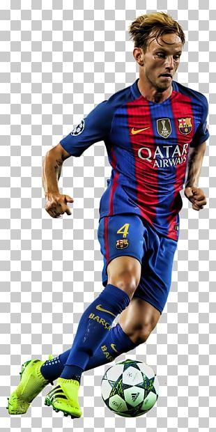 Ivan Rakitić 2015–16 FC Barcelona Season Football Player PNG