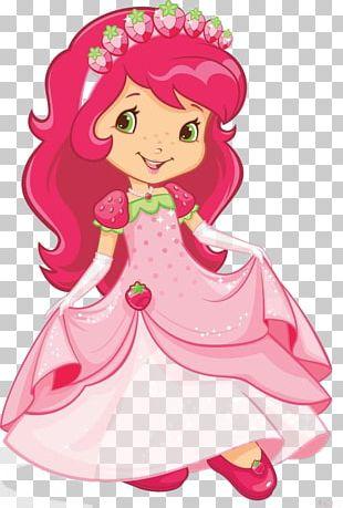 Strawberry Shortcake Disney Princess PNG