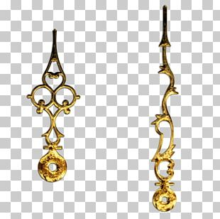 Earring Jewellery Clock Clothing Accessories Aiguille PNG