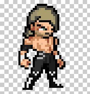 January 4 Tokyo Dome Show Wrestle Kingdom 11 Professional Wrestler New Japan Pro-Wrestling Pixel Art PNG