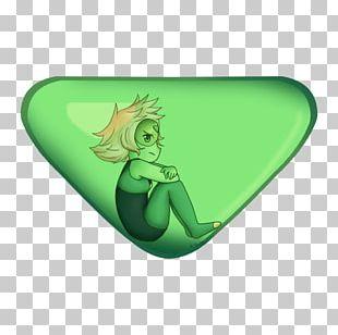 Peridot Gemstone Amethyst Green Fan Art PNG