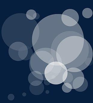Financial Circles Transparent Background Elements PNG