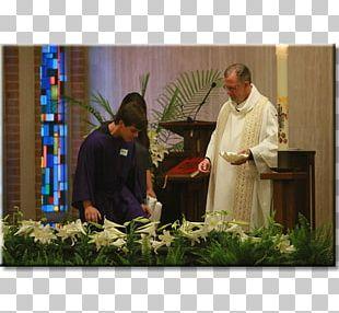 Floral Design Religion Blessing PNG