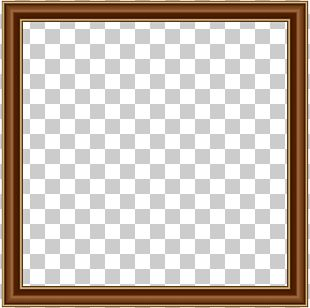 Square Frame Area Board Game Pattern PNG