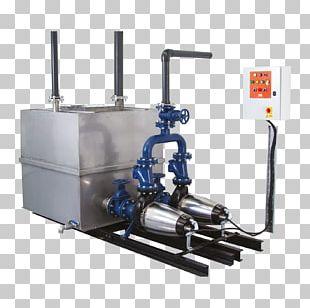 Submersible Pump Pumping Station Machine Sewage PNG