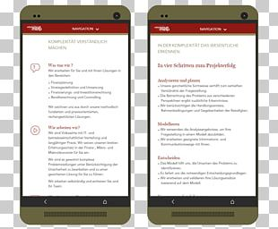 Portable Communications Device Kaelte Und Klima AG Focus Web Development GmbH PNG