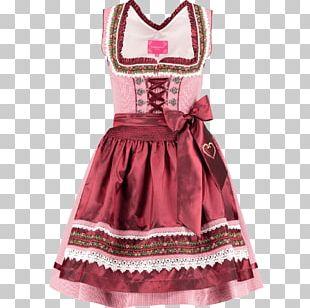 Dirndl Folk Costume Dress Oktoberfest Furniture PNG