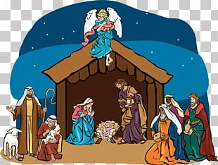 Nativity Scene Nativity Of Jesus Gospel Of Matthew Gospel Of Luke PNG