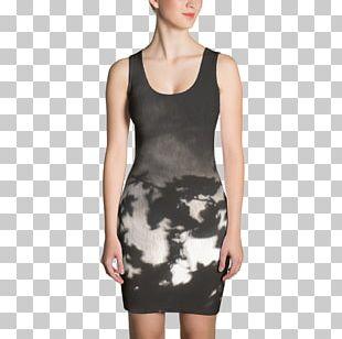 Little Black Dress T-shirt Sheath Dress Clothing PNG