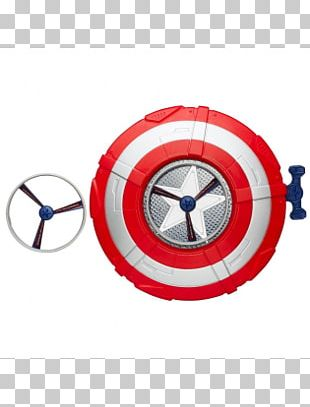 Captain America's Shield Hasbro Marvel Avengers Age Of Ultron Captain America Star Launch Shield S.H.I.E.L.D. YouTube PNG