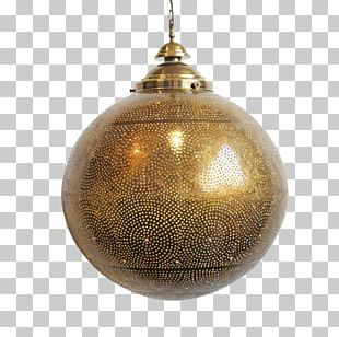 Christmas Ornament Sphere Light Fixture Ceiling PNG
