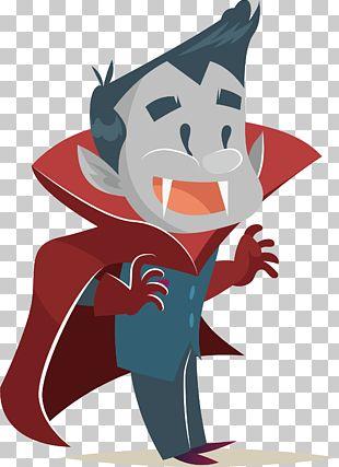 Cartoon Animation Halloween Illustration PNG