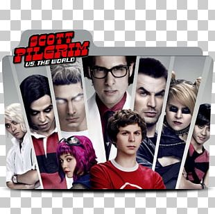 Michael Cera Brandon Routh Bryan Lee O'Malley Scott Pilgrim Vs. The World Ingrid Haas PNG
