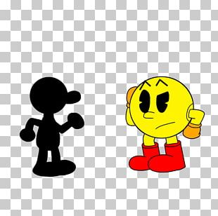 Pac-Man 2: The New Adventures Super Smash Bros. For Nintendo 3DS And Wii U Super Smash Bros. Brawl Mr. Game And Watch PNG