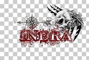 Skull Tattoo Drawing Trash Polka PNG