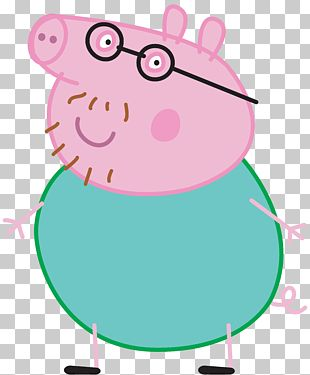 Daddy Pig Mummy Pig Domestic Pig George Pig Tinky-Winky PNG