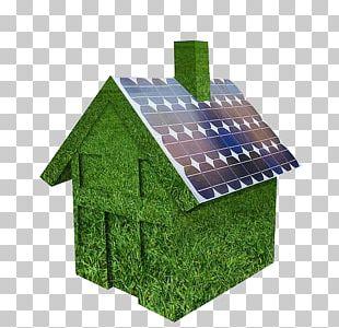 Solar Panel Solar Energy Solar Power Photovoltaics House PNG