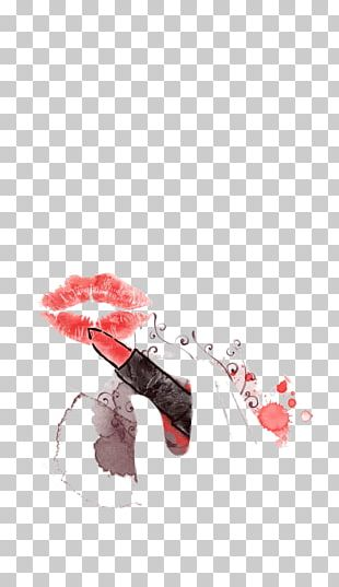 Lip Balm Lipstick Poster Make-up PNG