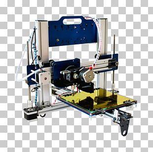3D Printing Printer Machine Manufacturing PNG