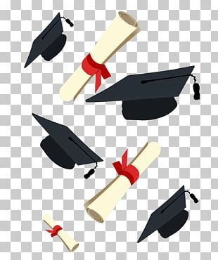 Graduation Ceremony Square Academic Cap Diploma PNG