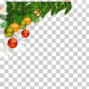 Christmas Ornament Gift PNG