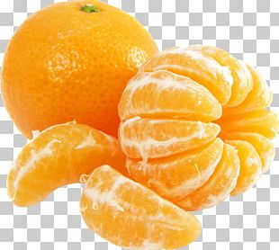 Orange Juice Tangerine Mandarin Orange Sweet Lemon Organic Food PNG