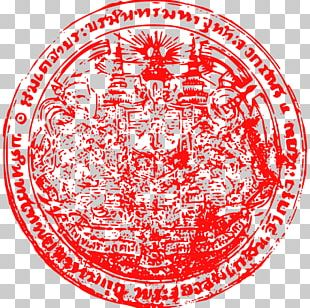 Emblem Of Thailand Seal Coat Of Arms National Emblem PNG