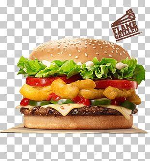 Whopper Cheeseburger Hamburger TenderCrisp McDonald's Big Mac PNG