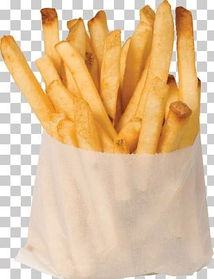 Portion Of French Fries PNG