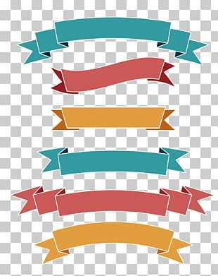 Ribbon Label Web Banner PNG