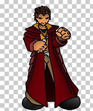 Superhero Costume Male PNG