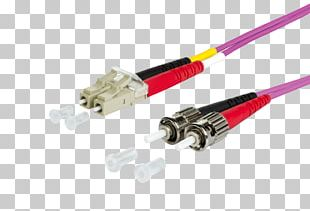 Network Cables Patch Cable Electrical Cable Electrical Connector Multi-mode Optical Fiber PNG