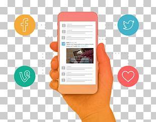 Social Media Marketing Social Network Blog Business PNG