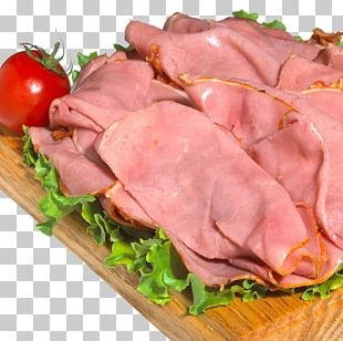 Capocollo Ham Barbecue Red Meat PNG