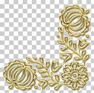 Gold Body Jewellery Material Horn PNG