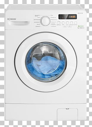 Washing Machines Laundry Clothes Dryer Schleuderwirkungsklasse Bauknecht WA Prime 854 Z PNG
