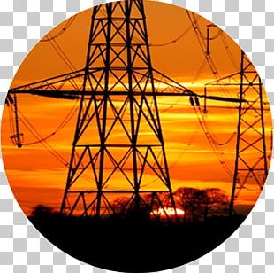 Electricity Electrical Grid Electric Power Power Station Energy PNG